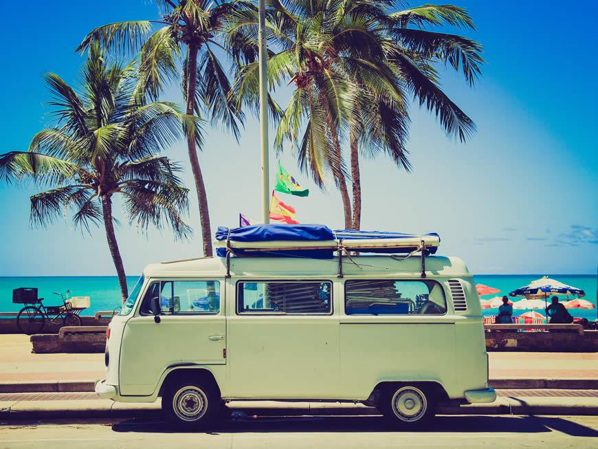 Top 25 Summer road trips